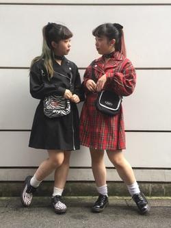 WEGO 心斎橋店 ユン&ノン