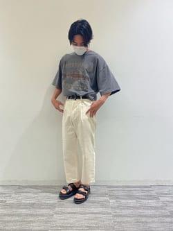 WEGO ららぽーと湘南平塚店 あっくん