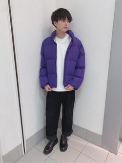 WEGO 札幌ステラプレイス店 たっかー