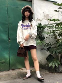 WEGO 原宿竹下通り店 むっちゃん