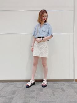 WEGO イオンモール熊本店 りーちゃん