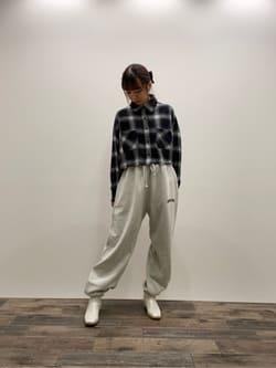 WEGO イオンモール京都桂川店 マユ