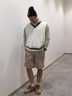 WEGO 神戸ハーバーランドumie店 竜二