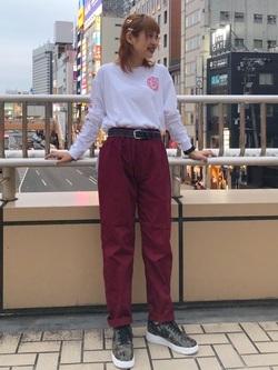 WEGO 仙台パルコ店 ふーちゃん