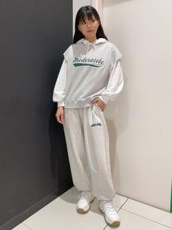 WEGO イオンモール甲府昭和店 じゅんこ