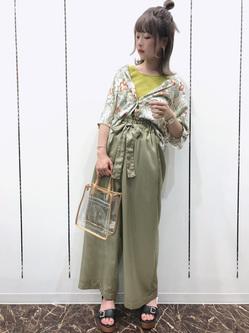 WEGO イオンモール松本店 おはる