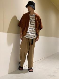 WEGO OUTLETS 三井アウトレットパーク北陸小矢部店 斉藤 和希