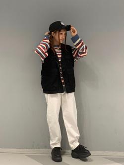 WEGO LA HEP FIVE店 田嶋 澪