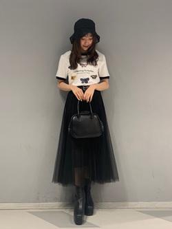 WEGO HEP FIVE店 田嶋 澪