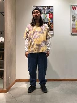 WEGO イオンモール旭川駅前店 かずさん
