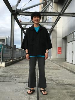 WEGO 札幌ステラプレイス店 たいき