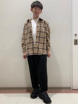 WEGO 名古屋パルコ店 たくやん
