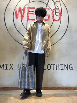WEGO ひたちなかファッションクルーズ店 えび