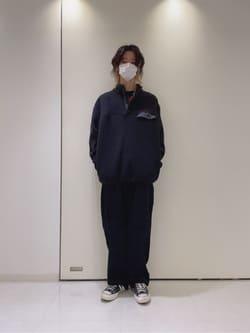 WEGO 福岡パルコ店 あおいちゃん