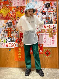 WEGO キャナルシティ博多店 mico.