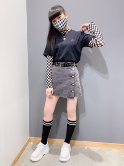 WEGO イオンモールりんくう泉南店 きほ