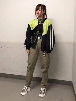 WEGO イオンモール橿原店 愛ちょふ
