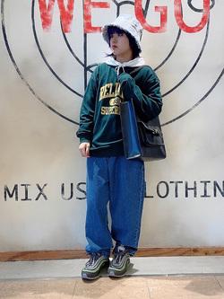WEGO ひたちなかファッションクルーズ店 根本明瑠