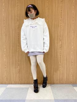 WEGO SUNAMO店 ユズキ