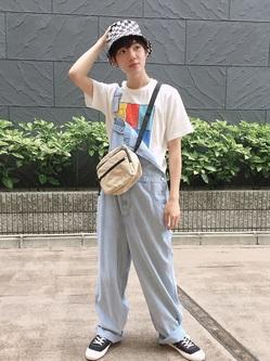WEGO 原宿竹下口店 JinSan