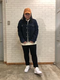 WEGO 仙台パルコ店 渡辺莉香子
