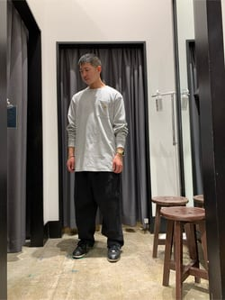 WEGO VINTAGE アーバンドックららぽーと豊洲店 山下悠斗
