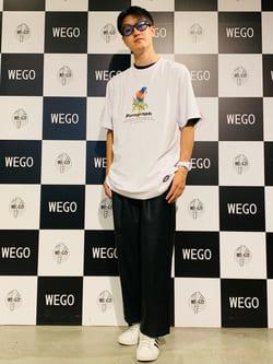WEGO 札幌店 丸谷一輝