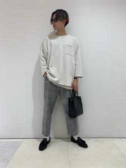WEGO SHIBUYA109 KAGOSHIMA店 としあき