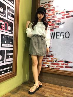 WEGO 三宮店 桃々娘