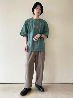 WEGO 吉祥寺パルコ店 Riki Yokobayashi