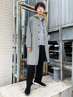 WEGO ルミネエスト新宿店 Riki Yokobayashi