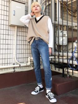 WEGO ルミネエスト新宿店 리키/riki