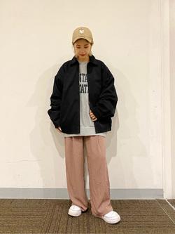 WEGO イオンモール鹿児島店 永倉真都香