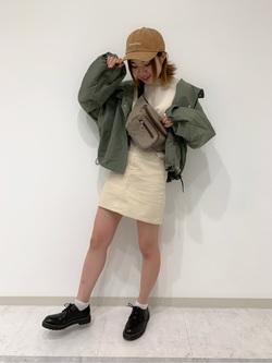 WEGO 神戸ハーバーランドumie店 ふうか