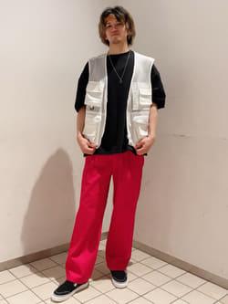 WEGO ダイバーシティ東京 プラザ店 show