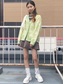WEGO 心斎橋3号店 모에/moe