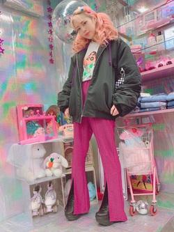 W♥C 原宿竹下通り店 杏來♡