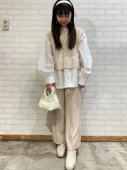 WEGO 仙台パルコ店 青木楓花