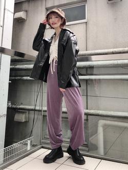WEGO 原宿竹下通り店 相笠萌
