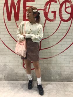 WEGO イオンモール松本店 ななせ