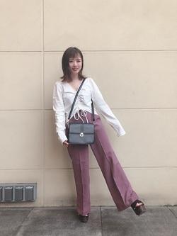 WEGO 1.3.5... ららぽーとTOKYO-BAY店 ユイナ