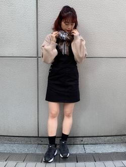 WEGO SHIBUYA109店 果穂