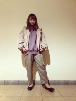 WEGO OUTLETS 三井アウトレットパーク 札幌北広島店 れい