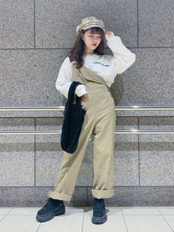 WEGO 心斎橋店 ayu