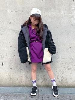 WEGO 心斎橋2号店 ayu