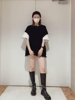 WEGO 津田沼パルコ店 ふゆみん