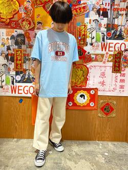 WEGO キャナルシティ博多店 タツヤ