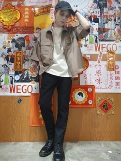 WEGO キャナルシティ博多店 ディジョジオ
