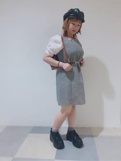WEGO SUNAMO店 ゆき