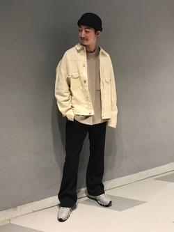 WEGO LA HEP FIVE店 タダヨシ